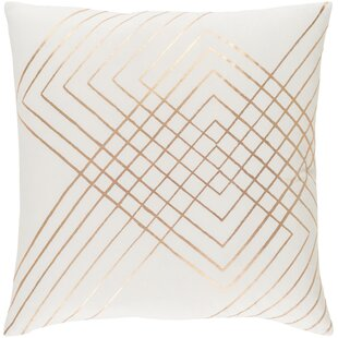 Caressa Glamorous Cotton Throw Pillow