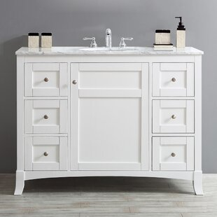 Great Price Manningtree 48 Single Vanity Set By Highland Dunes