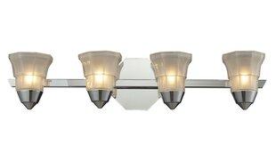 Wexler 4-Light Vanity Light by Winston Porter
