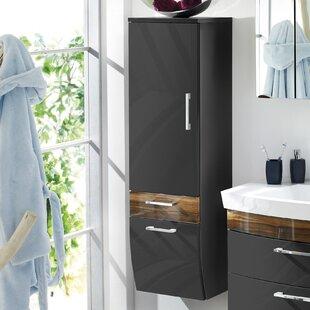 Rima 40 X 134.5cm Wall Mounted Cabinet By Belfry Bathroom