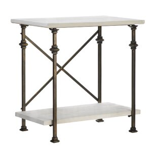 Claudelle Console Table by World Menagerie