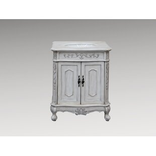 Best Reviews Vannesa 27 Single Bathroom Vanity Set By Ophelia & Co.