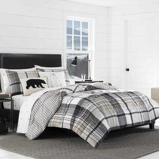 Normandy Plaid Comforter Set by Eddie Bauer