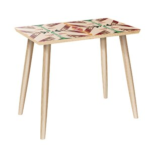 Ardent End Table by Bloomsbury Market