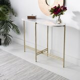 Cassie 53.15 Console Table by Everly Quinn