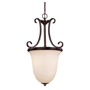 Darby Home Co Nan 2-Light Urn Pendant
