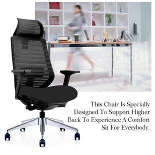 Klahn Ergonomic Mesh Task Chair by Latitude Run