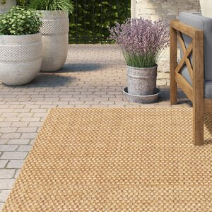 Orris Sand Indoor/Outdoor Area Rug