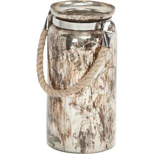 Cylinder Tan Vase