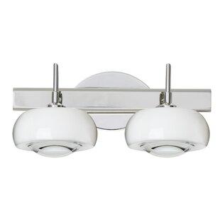 Besa Lighting Focus 2-Light Vanity Light
