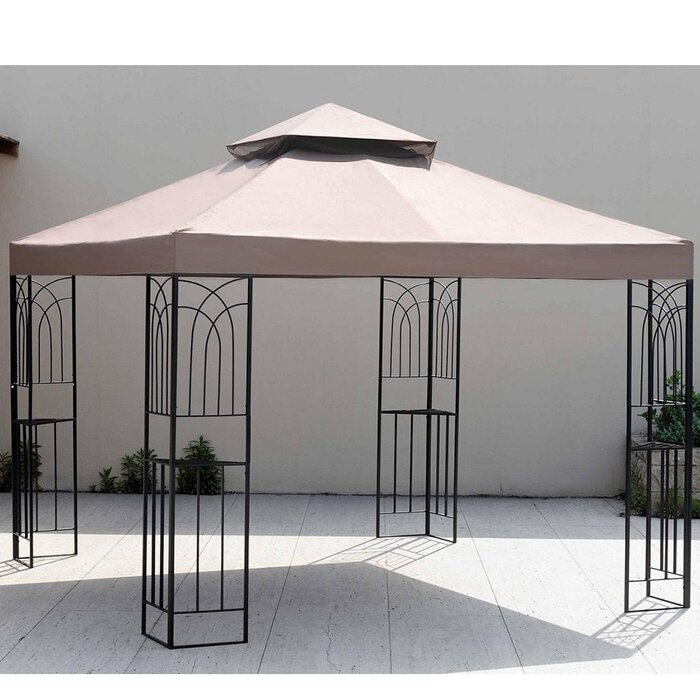 Replacement Canopy For 10 W X D Opp Gazebo