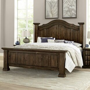 Fiske Sleigh Storage Bed by Loon Peak