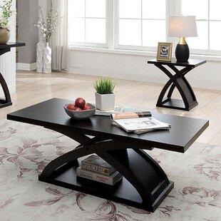 Skandar Coffee Table by Wrought Studio