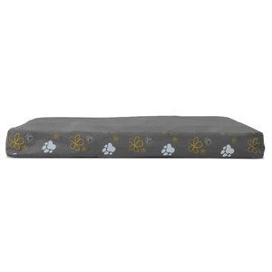 Garden Indoor/Outdoor Deluxe Cooling Gel Top Dog Pad