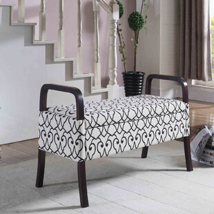 Reviews Richard Upholstered Storage Bench By Latitude Run