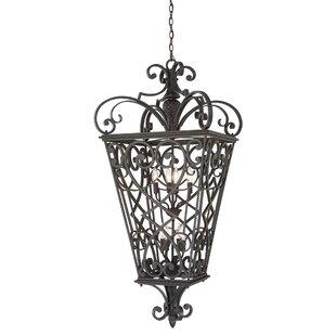 Irvona 8 Light Hanging Lantern Image
