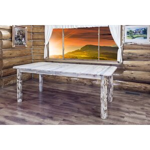 Abordale 4 Post Extendable Dining Tabl..