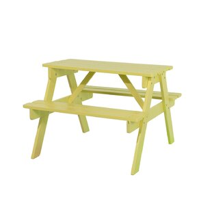 Mablethorpe Children Outdoor Wood Picnic Table