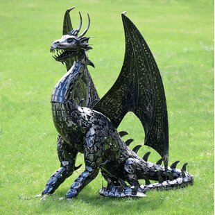 Image result for dragon statues