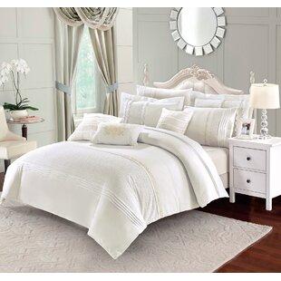 Corsair 100% Pure Cotton 7 Piece Duvet Cover Set