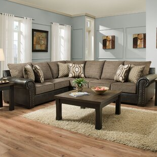 Barry Simmons Upholstery Sectional