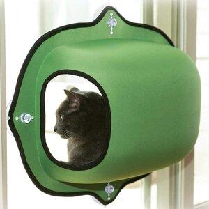 EZ Mount Window Pod Kitty Sill