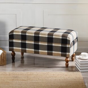 Framlingham Upholstered Storage Bench by Gracie Oaks