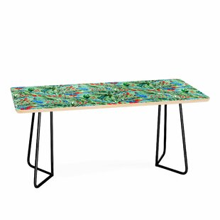 Winter Floral Coffee Table