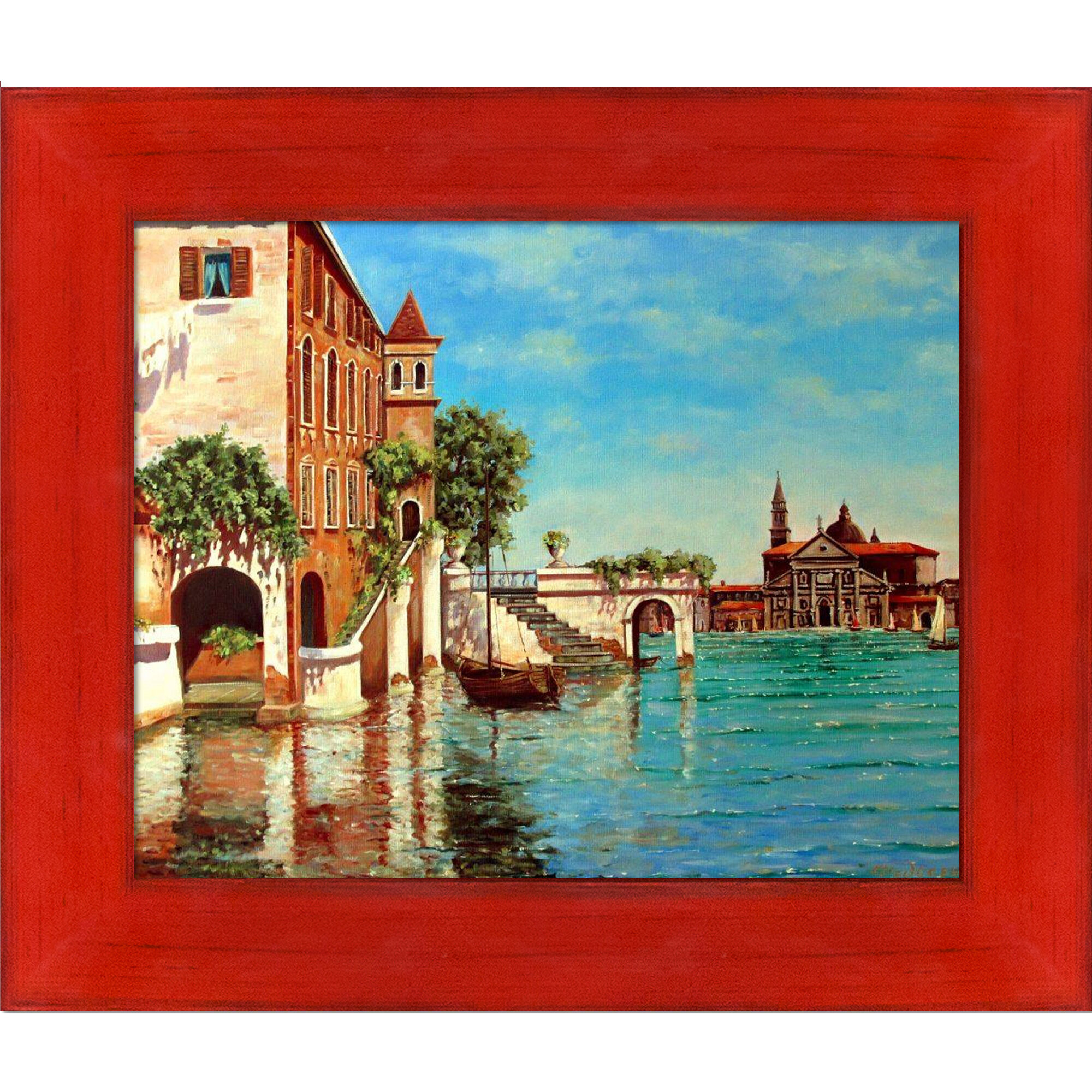 Mini Venice Framed Art You Ll Love In 2021 Wayfair