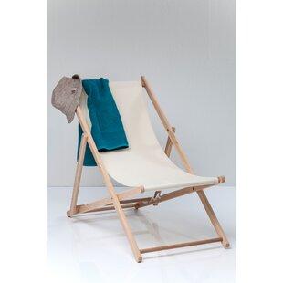 Bright Summer Beach Chair Image