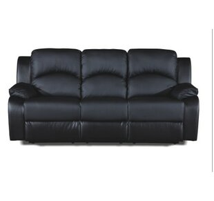 Carisbrooke 3 Seater Reclining Sofa By Ophelia & Co.