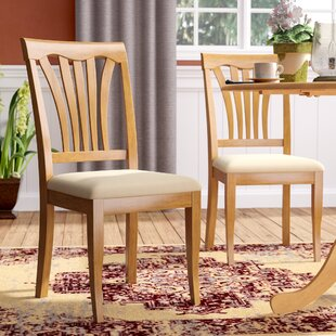 Emmaline Side Chair (Set of 2) Alcott Hill