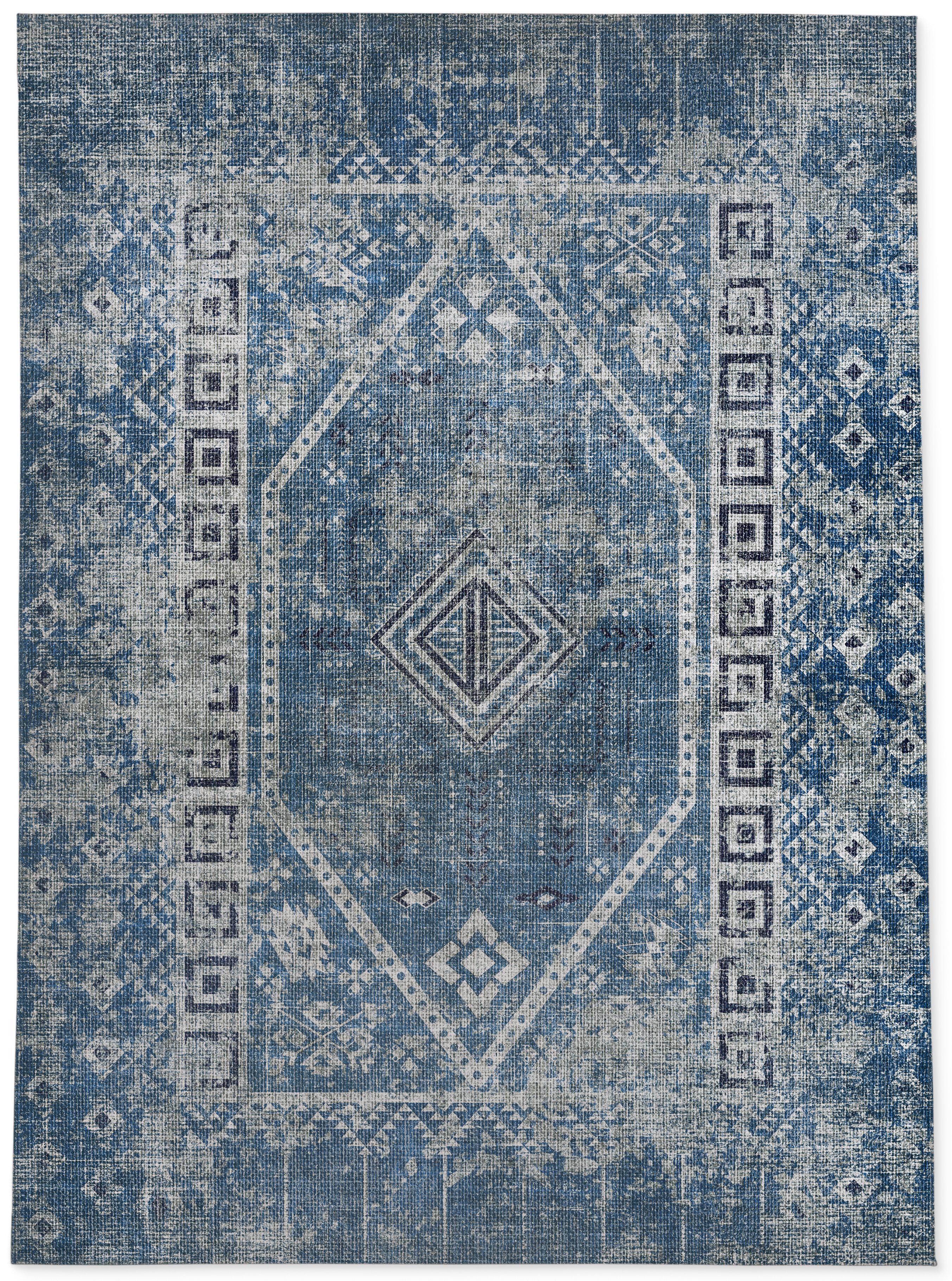 Kavka Pac Low Pile Carpet Straight Rectangular Chair Mat Reviews Wayfair
