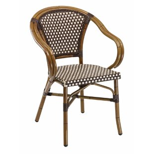 Florida Seating Stacking Patio Dining Chair
