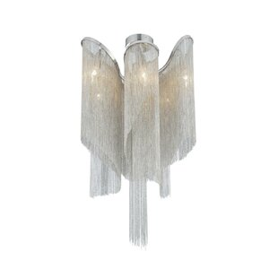 Daisy 8-Light Semi Flush Mount..