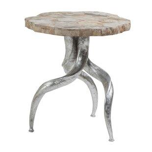 Artistica Home Peck Spot End Table