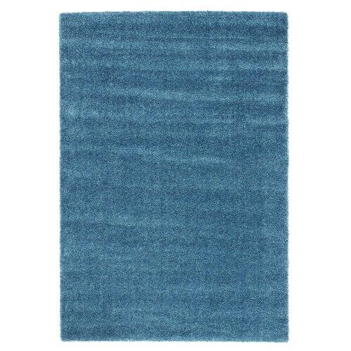 Teppich Mauricio in türkis House of Hampton Carpet Size: Rectangular 160 x 230 cm | Heimtextilien > Teppiche > Sonstige-Teppiche | House of Hampton
