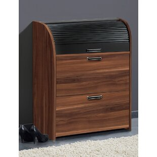 Mary-Jo 16 Pair Shoe Storage Cabinet By 17 Stories