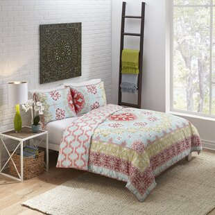 Caulder Cotton Reversible Comforter Set