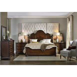 Hooker Furniture Leesburg Panel Configurable Bedroom Set