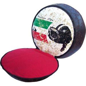 Sitzhocker von Lojo Ball