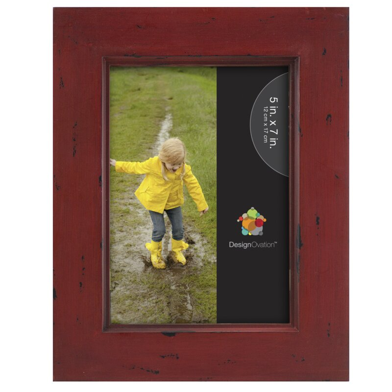 Uniek Rubina Wood Picture Frame Wayfair