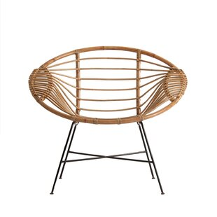 Inshore Garden Chair By Bay Isle Home