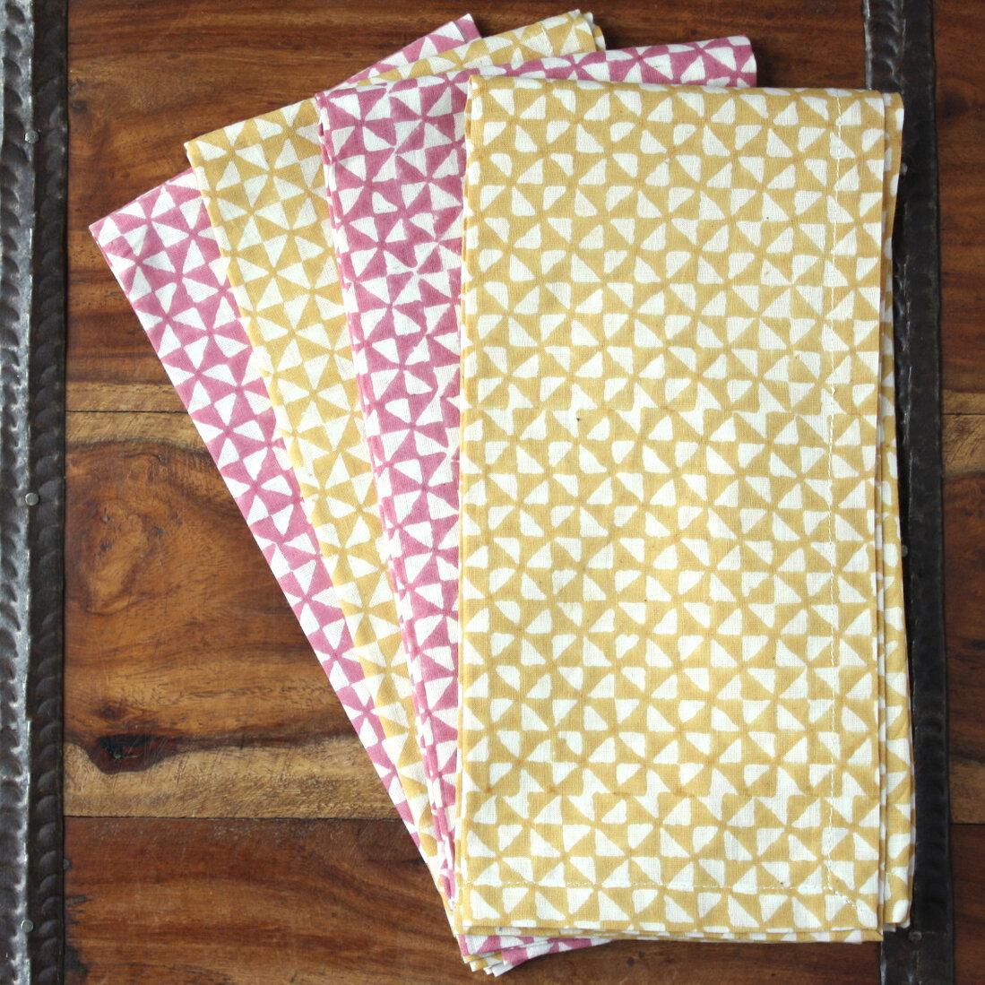 Sustainable Threads 18 Cotton Napkin Wayfair