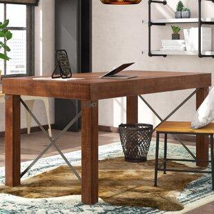 Leandra Solid Wood Desk