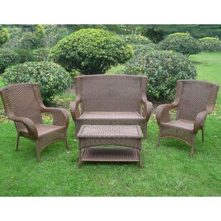Dominic 4 Piece Sofa Set