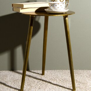 Top Reviews Delisle End Table by Mercer41