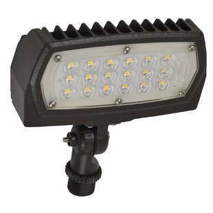 12-Watt LED Outdoor Security Flood Light by Nuvo Lighting