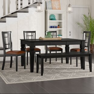 Pennington 6 Piece Extendable Dining Set ..