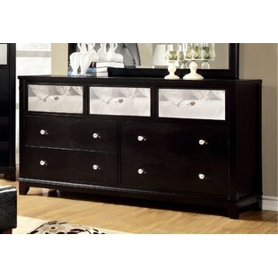 Willa Arlo Interiors Rogers 7 Drawer Dresser